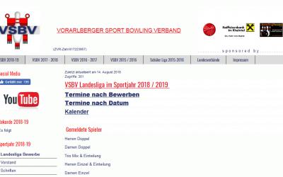Landesliga Start am 08.09.2018