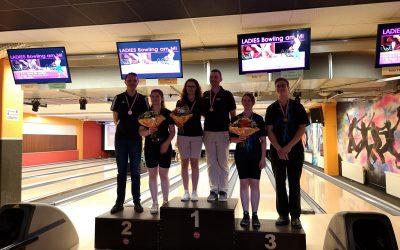 Bronze bei der ÖM Mixed Doppel