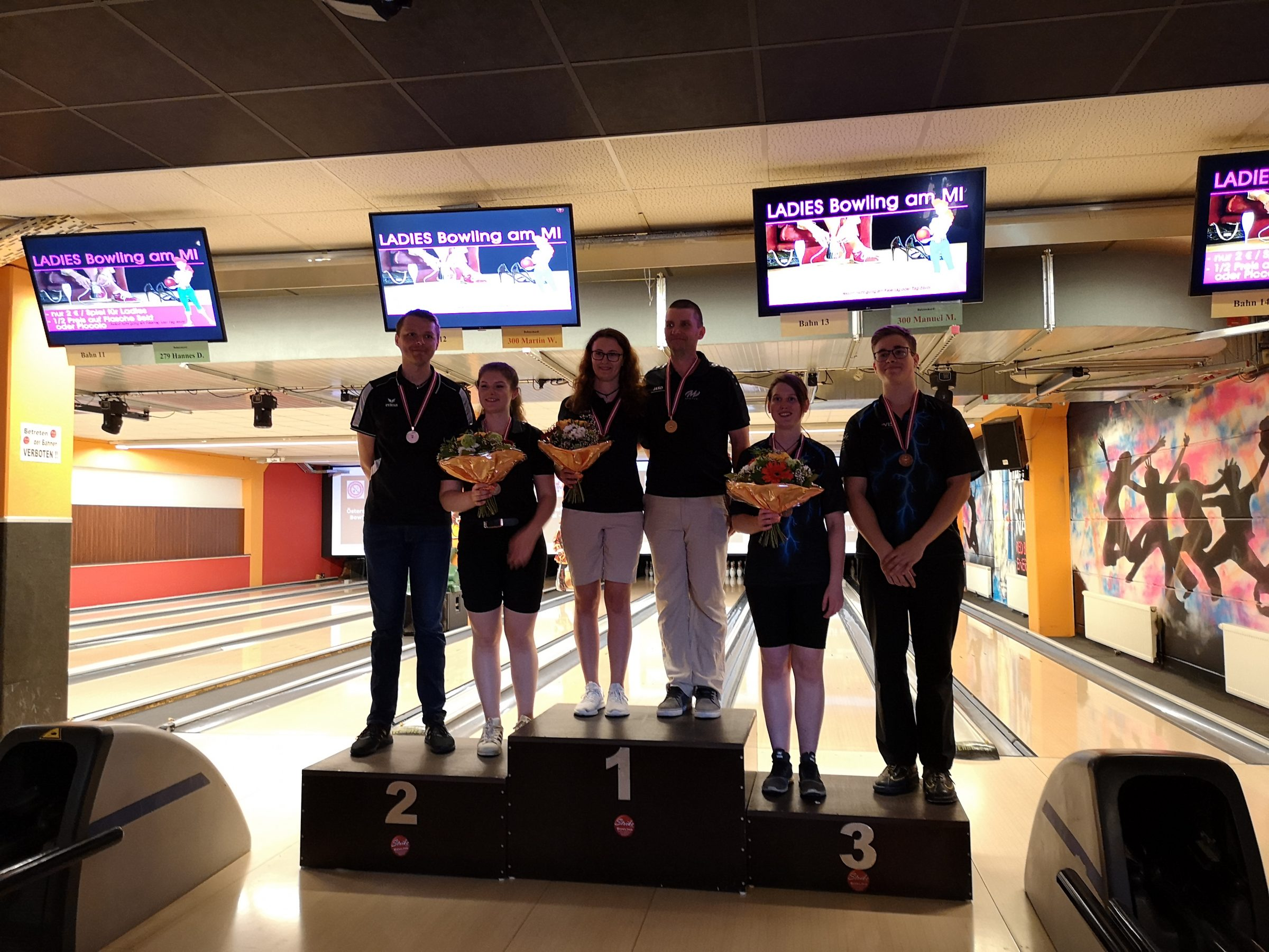 Bowling | ÖM Mixed Doppel - 2019