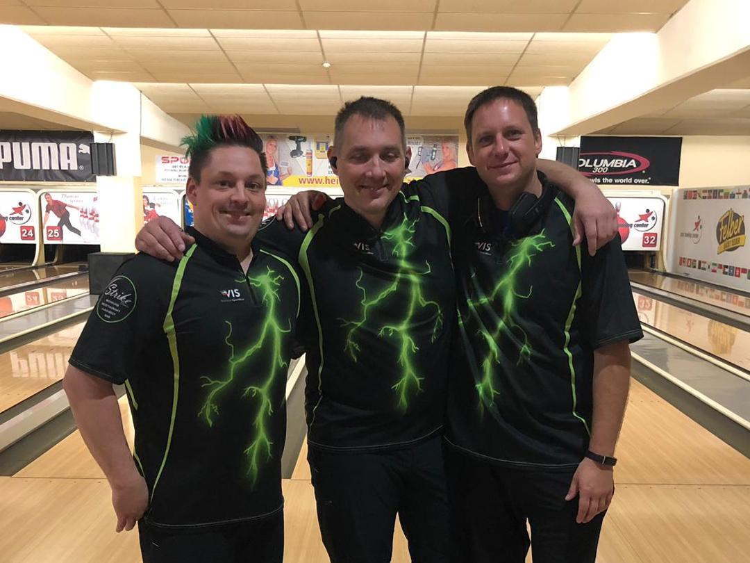 Team VBC Lauterach bei der STM Herren Trio