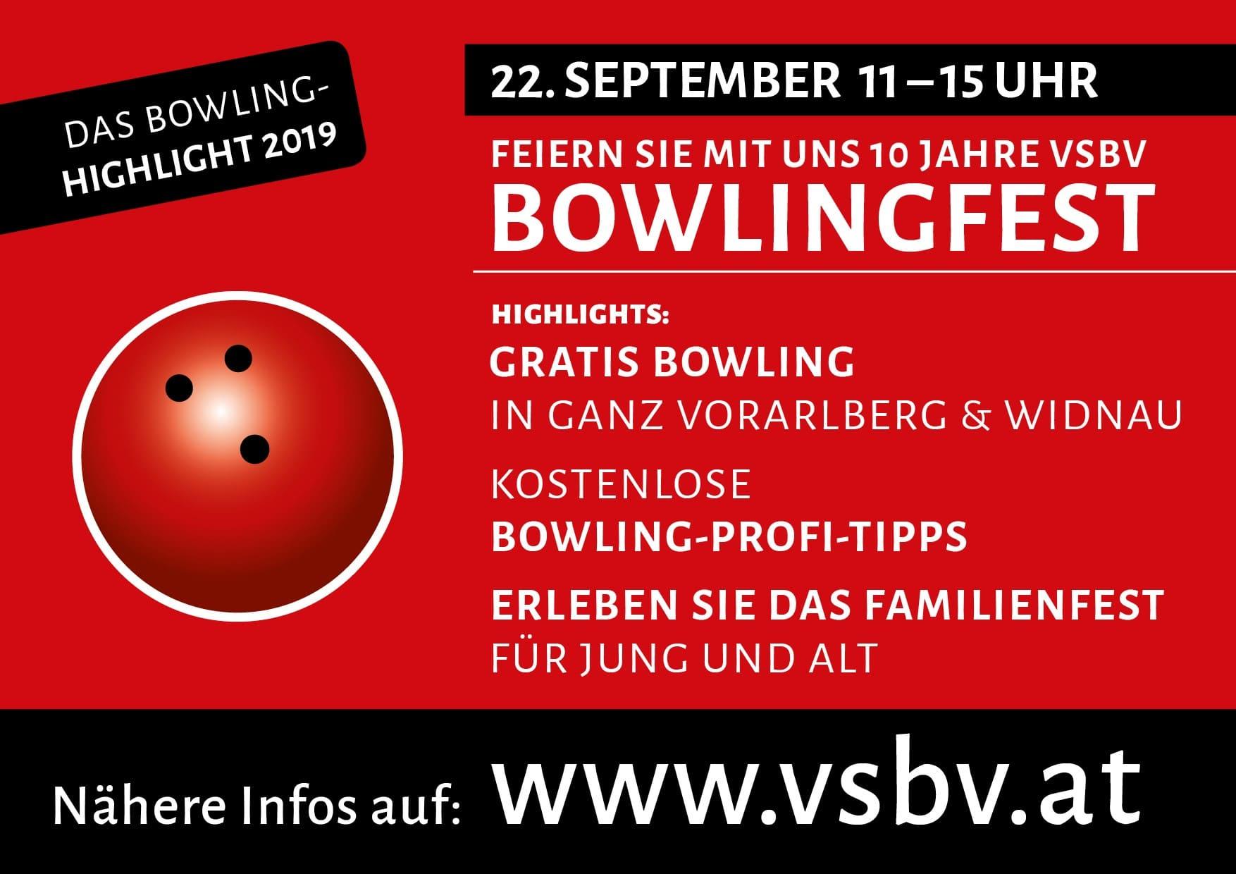 Bowlingfest 2019