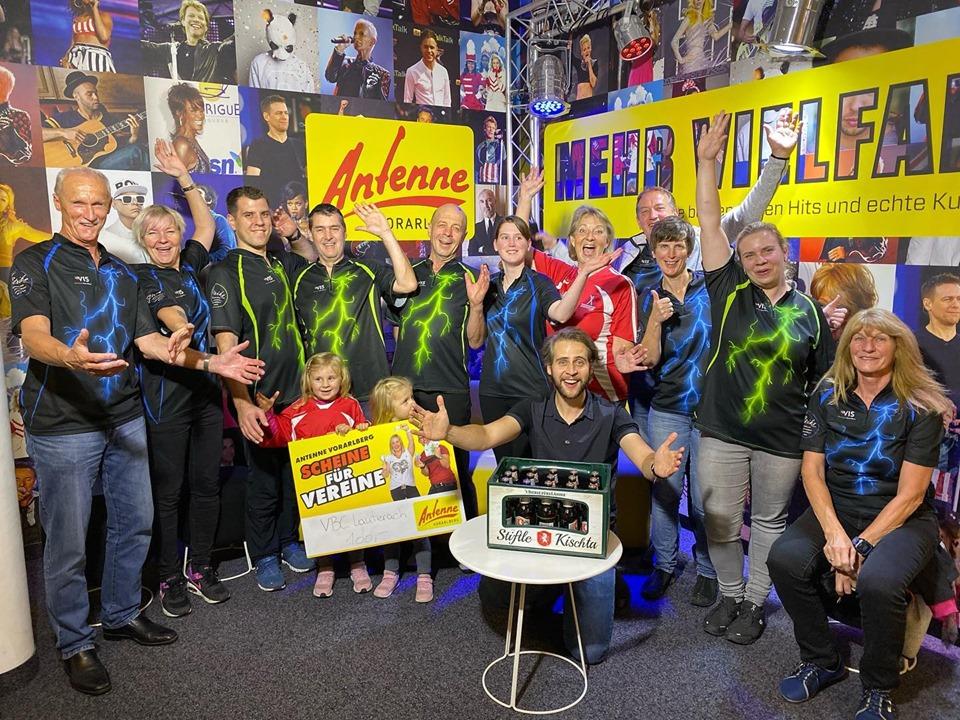 Antenne Vorarlberg - der VBC hat gewonnen!