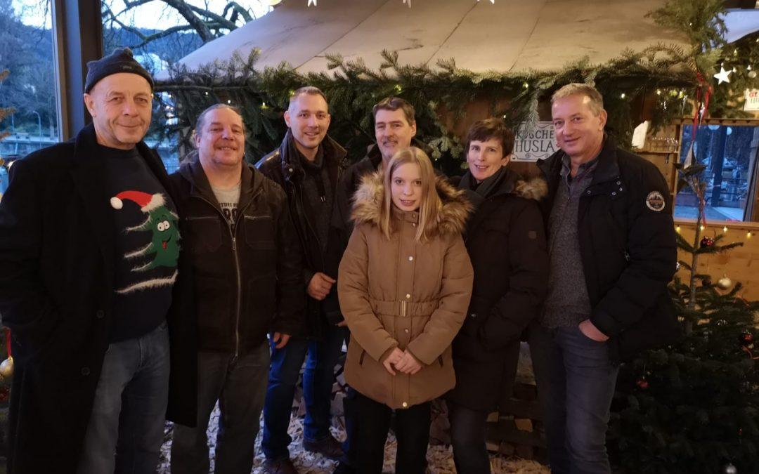 VBC beim Weihnachtstreff 2019