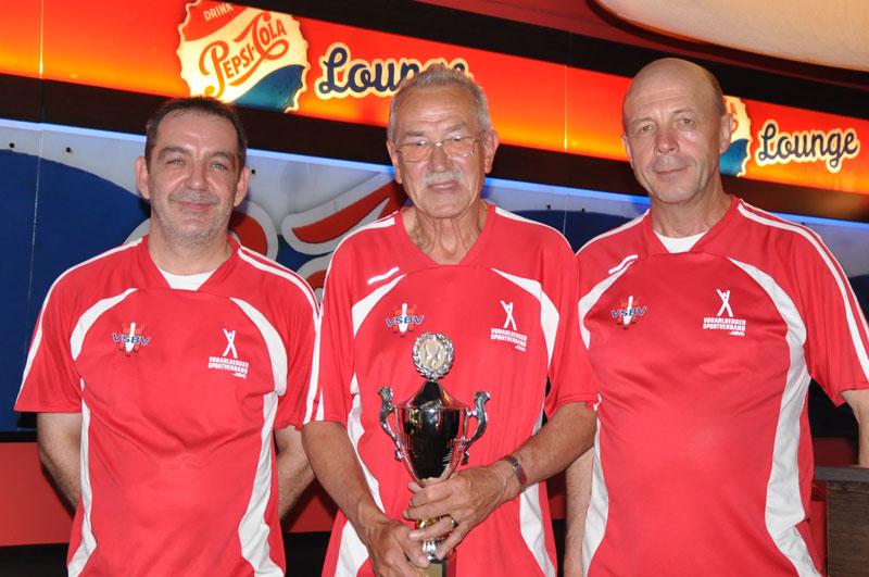 Vereinsmeisterschaft Bowling VBC-Lauterach